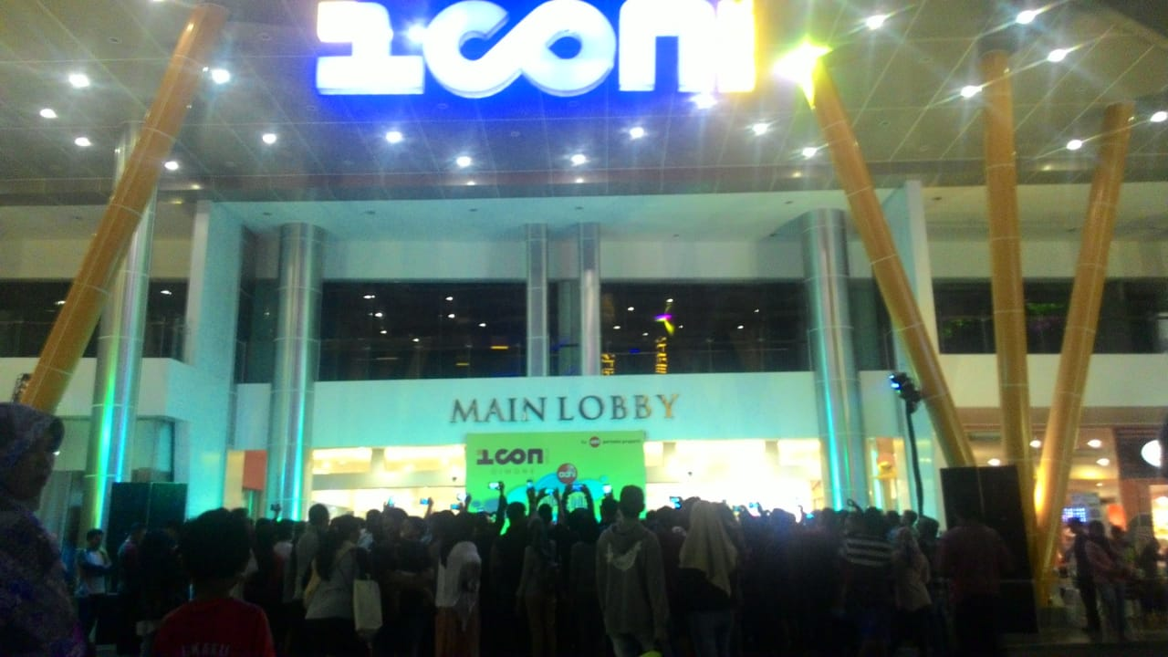 Mall Icon Walk Hadir Untuk Masyarakat Menengah Ke Bawah