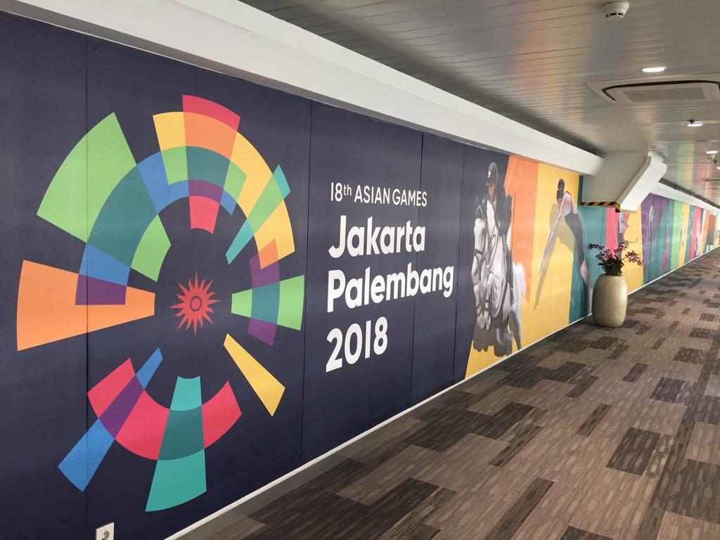 Perhelatan Akbar Asian Games  Akan Segera Diselenggarakan Di