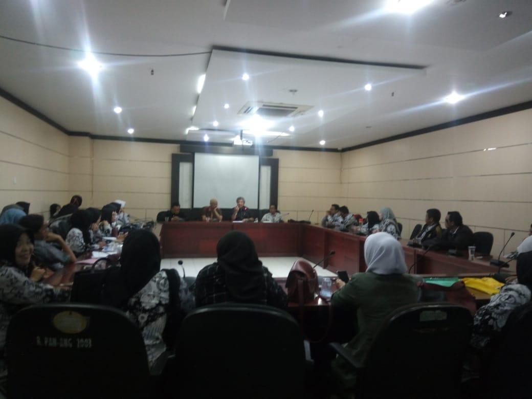 Soal P3k Puluhan Guru Honorer K2 Gruduk Dprd Kota Tangerang