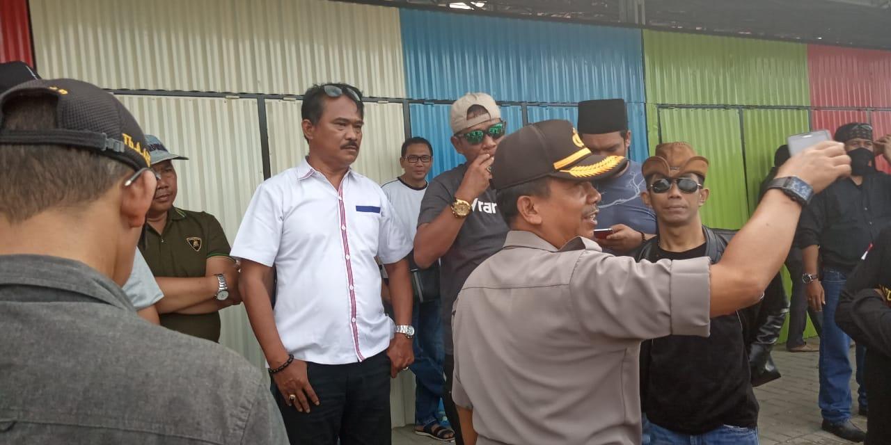 Pemotor Ribut Dengan Mata Elang Berujung Pembacokan Di Tangerang