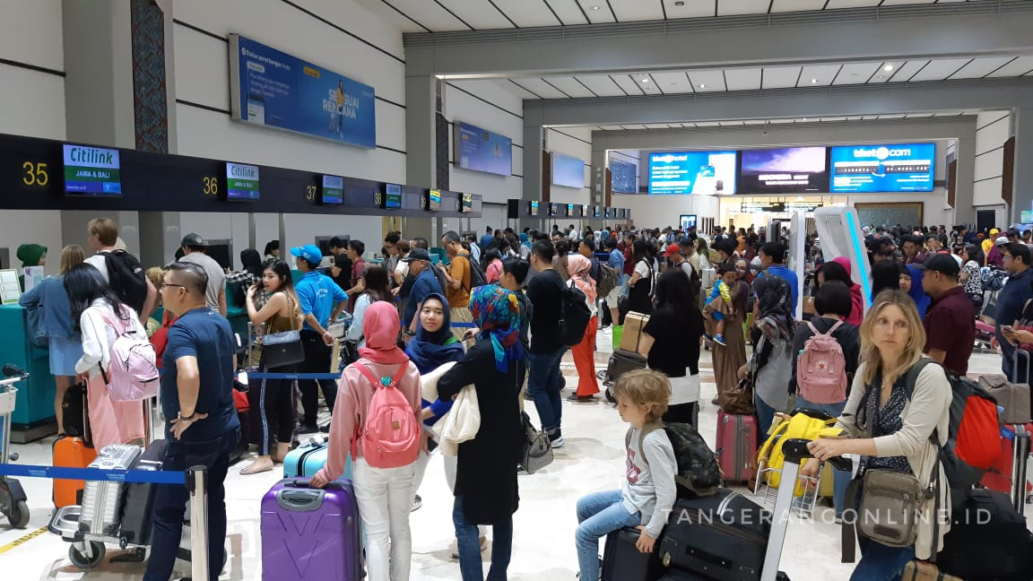Terminal citilink bandara soetta