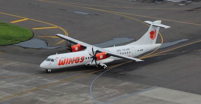 Wings Air Akan Hubungkan Langsung Bandung Palembang
